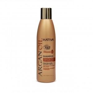 Shampoo Protección Argan Oil X 250ml Kativa