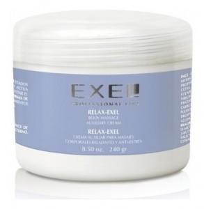 Crema Para Masajes Relax Exel X 240grs