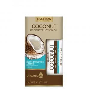 Sérum Brillo y Reconstrucción Coconut X 60ml Kativa