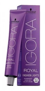 Tintura Igora Royal Fashion Lights X60g Schwarzkopf
