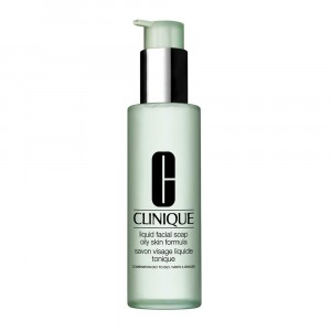 Liquid Facial Soap Oily Skin x200ml Clinique