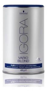 Polvo Decolorante Igora Vario Blond Plus X 450g Schwarzkopf