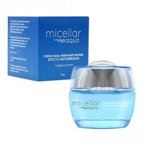 Crema Facial Antiarrugas Micellar Aqua x50g Dr.Duval