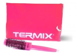 Set 5 Cepillos Térmicos Para Brushing Bubblegum Pink Termix