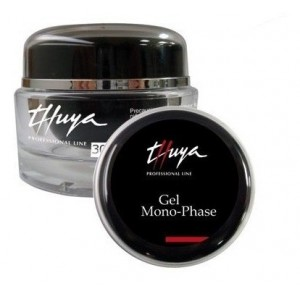 Gel Mono Phase Uv Thuya X 15ml Semipermanente Gel On Off