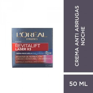Crema Noche L´oréal Paris Revitalift Laser X 50ml