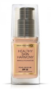 Base Líquida Max Factor Healthy Skin Harmony Miracle