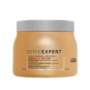 Mascara Absolut Repair Gold Quinoa x500ml Loreal Professionnel
