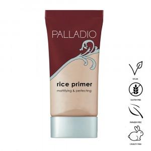 Pre Base Primer De Arroz Matificante X20gr Palladio
