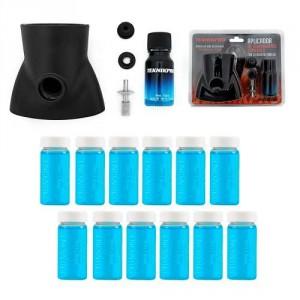 Aplicador Tratamientos Capilares + 12 Ampollas Seda Primont