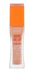 Base De Maquillaje Líquida Rimmel Wake Me Up