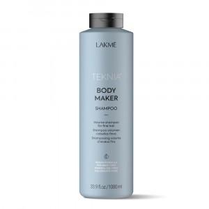 Shampoo Voluminizador Cabellos Finos x1000ml Teknia Lakme