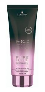 Shampoo X200ml Fibre Force Bc Bonacure Schwarzkopf
