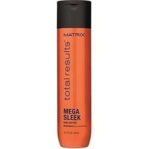 Shampoo Mega Sleek X300 Total Results Matrix