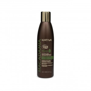 Shampoo Hidratación Macadamia X 250ml Kativa
