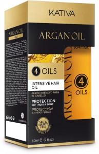 Sérum Protección Argan Oil x60ml Kativa