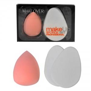 Set de Esponjas de Maquillaje 4576 Makeover