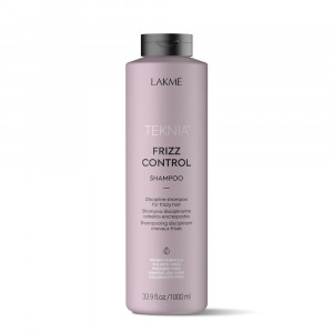 Shampoo Control de Frizz x1000ml Teknia Lakme