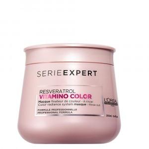 Máscara Vitamino Color Resveratrol x250ml Loreal Professionnel