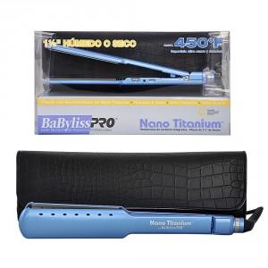 Plancha de Pelo Nano Titanium 2073 Babyliss PRO