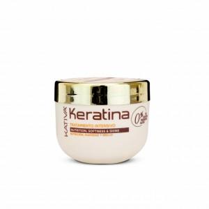Tratamiento Intensivo Nutrición Sin Sulfatos Keratina x250ml Kativa