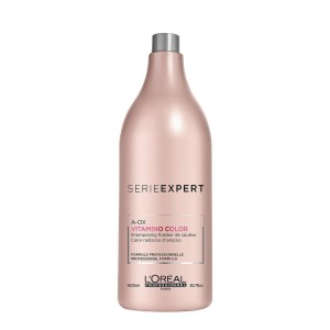 Shampoo Para Cabellos Coloreados Vitamino Color  Expert x1500ml Loreal